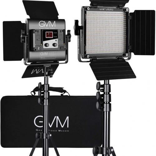 GVM LED Panel Lights