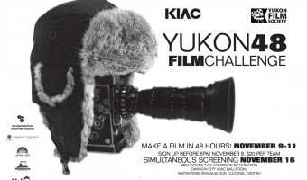 2018 Yukon 48 Film Challenge - Reception and Screening