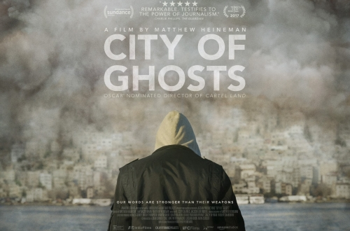 ALFF 2018: City of Ghosts