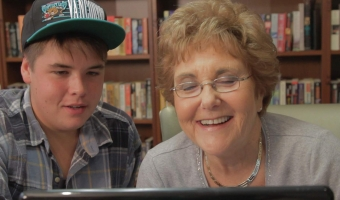 YFS & BYTE present: Cyberseniors Documentary
