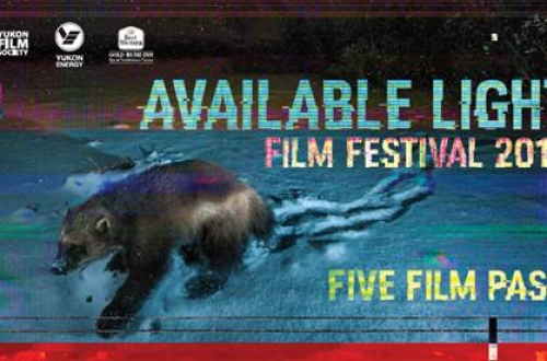 ALFF 2016 Five Film Passes