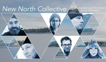 New North Collective: music and media art