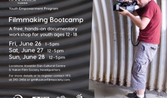 Youth Filmmaking Bootcamp 2015
