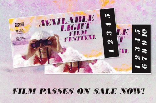 Available Light Film Festival 2019: Passes Now On-Sale!
