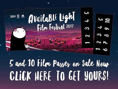 Available Light Film Festival 2017 Passes