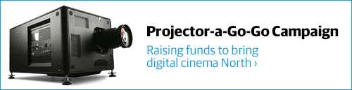 Digital Projector Fundraiser